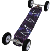 MBS COLT 90 Mountainboard/Landboard and 4 m HQ Scout III Kite Package