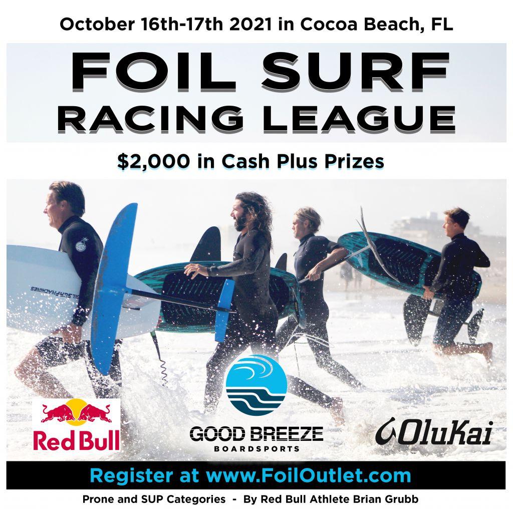 cocoa beach foil race event